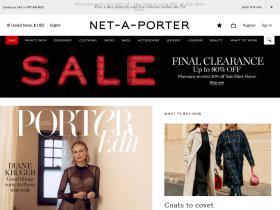 Cupones de descuento Net-a-Porter